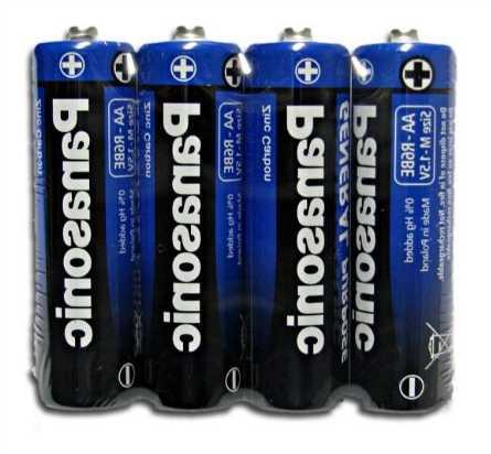 пальчиковые батарейки это аа или ааа