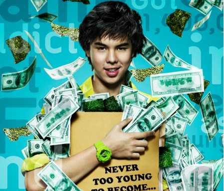 тинейджер на миллион