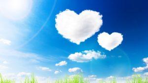 сердца облака