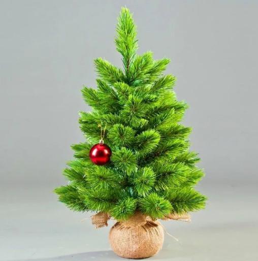Искусственная елка на новый год