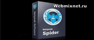 Как бесплатно пользоваться программой Netpeak Spider