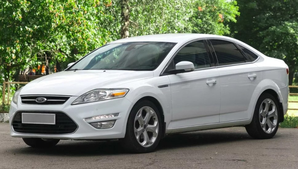 Ford Mondeo 4-min